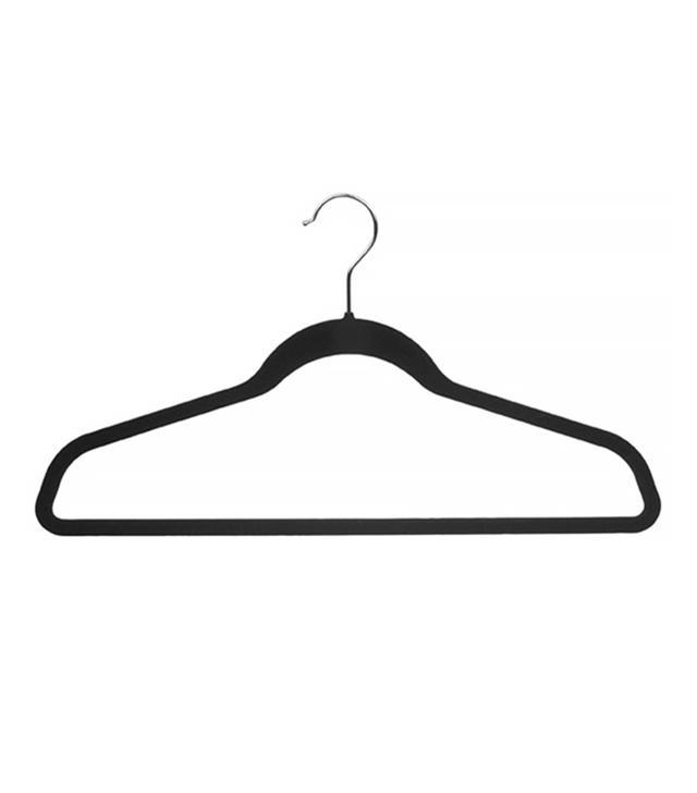 L.A. Closet Design Slim-Line Velvet Hanger