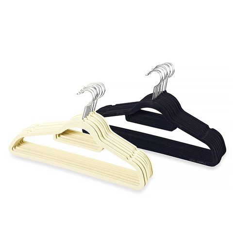 Slim-Line Flocked Hangers
