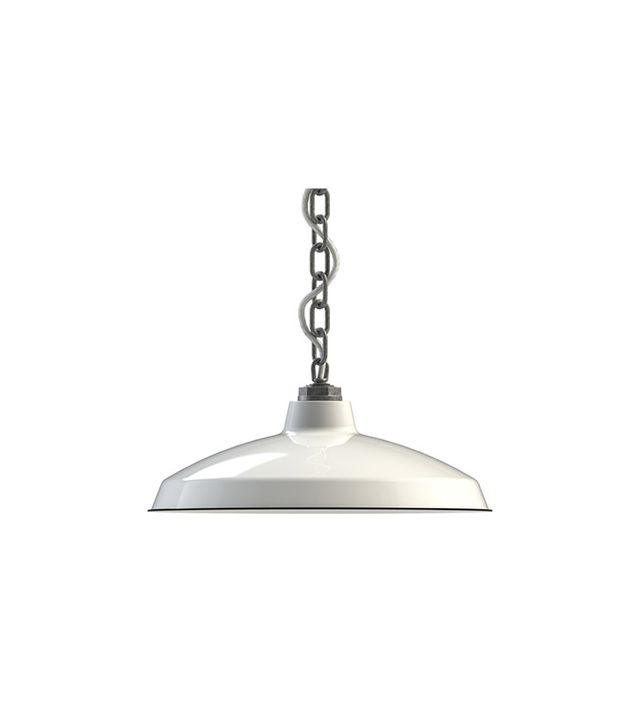 Barn Light Electric Steber Marathon Chain Hung Pendant