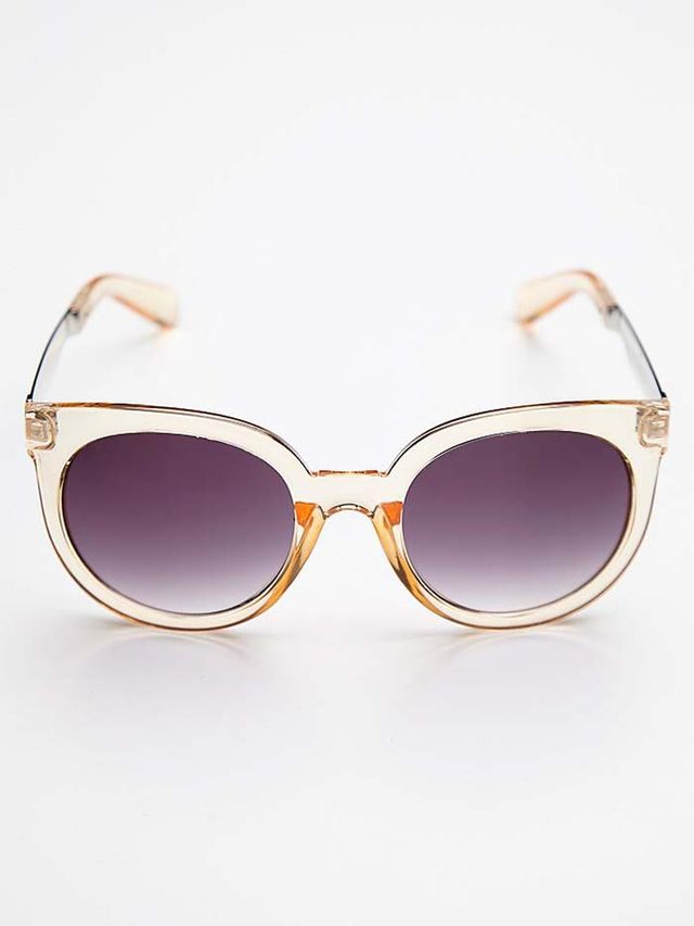 Free People Champagne Sunglasses