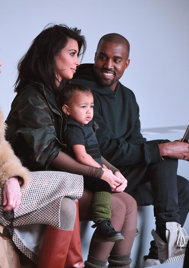 Yes, Kanye West Did Design a Bulletproof Vest for Daughter North