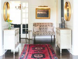 Inside a Fresh, Feminine Home