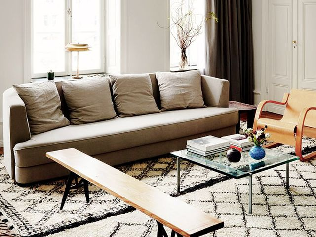 Get The Look An Elegant Textured Neutral Living Room