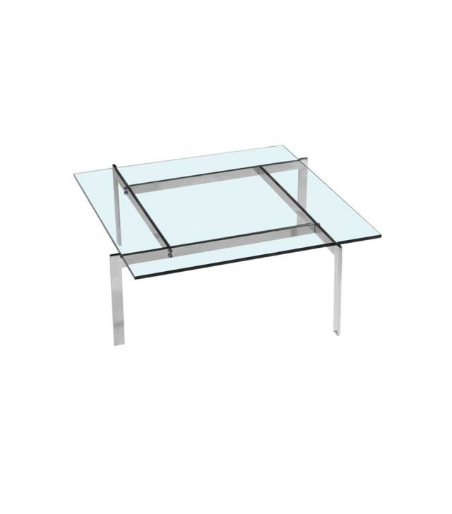 Interior Trade Furniture Modern Glass Top PK61 Coffee Table