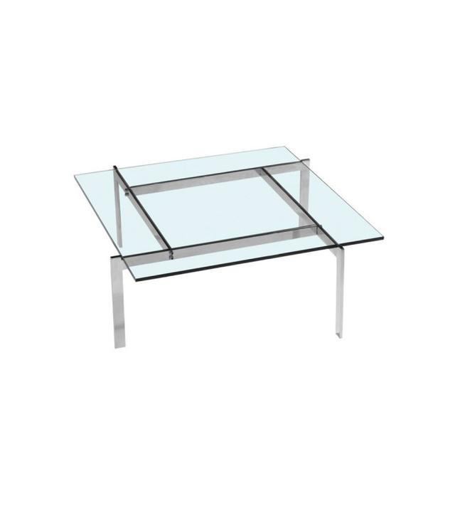 Interior Trade Furniture Modern Glass Top PK61 Coffee Table
