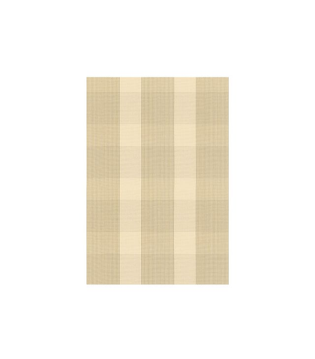 F. Schumacher Avon Gingham Plaid Fabric