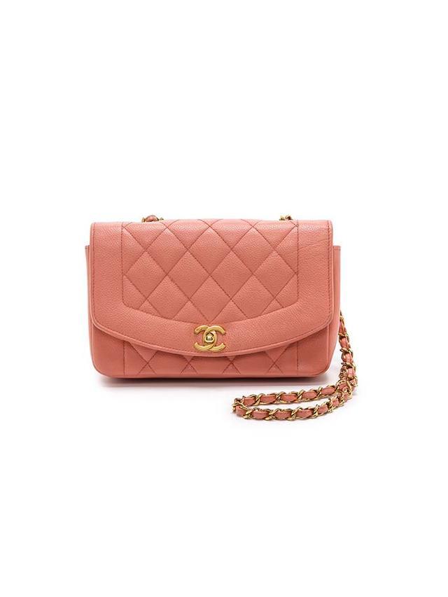 Chanel Caviar Classic Flat Bag