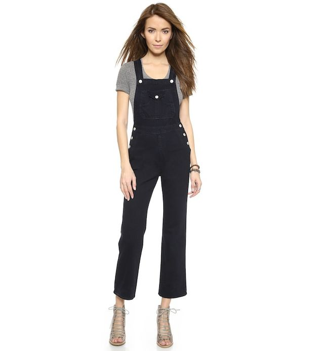 Alexa Chung x AG Jeans Tennesee Overalls