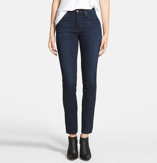 AG Jeans Prima Mid Rise Skinny Jeans