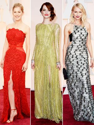 Every Single Oscars Red Carpet Look You Need To See