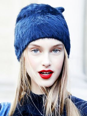 A Simple (But Genius) Hack for Preventing Hat Hair
