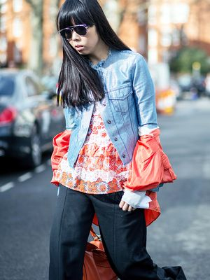 The Latest Street Style Photos From London Fashion Week