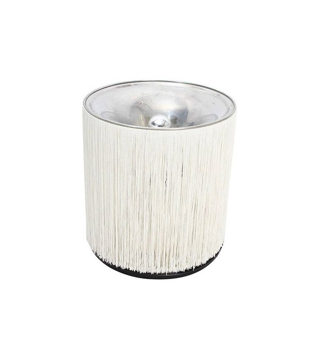 Gianfranco Frattini Gianfranco Frattini White Fringe Lamp