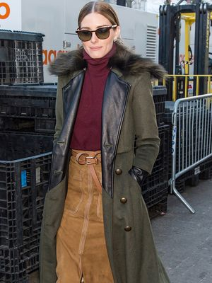 Final Call: Shop Olivia Palermo's Duster Coat Before Winter Ends