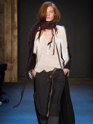 Greg Lauren F/W 15: Military Meets Nomad