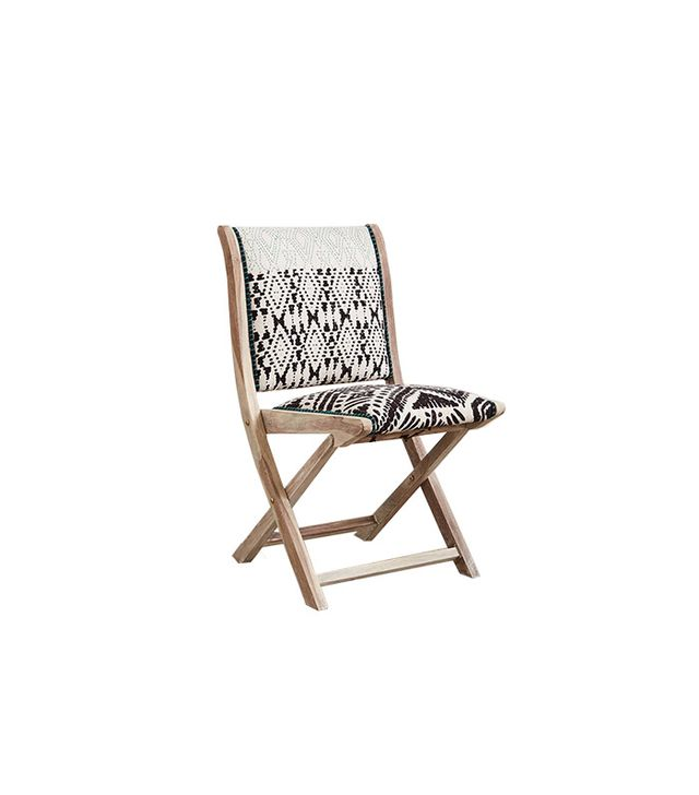 Anthropologie Terai Folding Chair