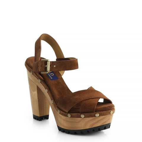 Lacie Clog Sandals