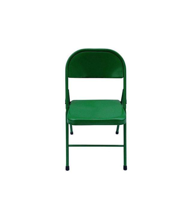Chairish Mid-Century Kelly Green Chair