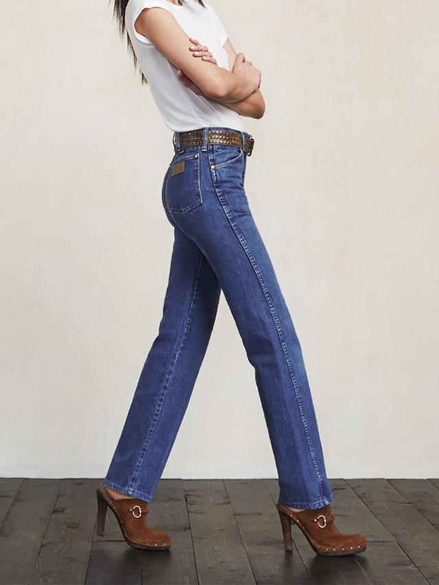 Reformation Wrangler Jeans