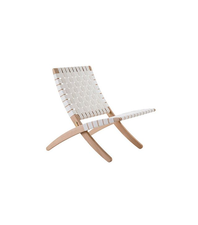 Morten Gøttler for Carl Hansen & Søn Cuba Lounge Chair