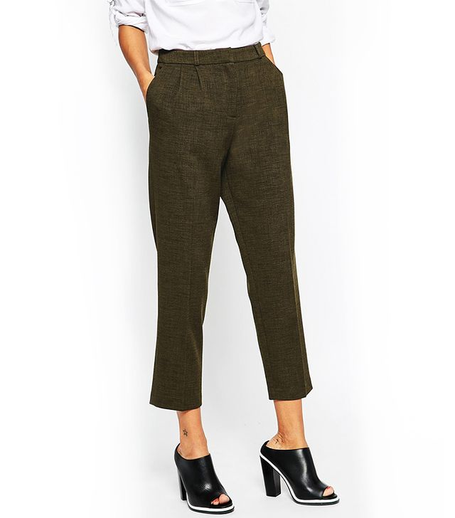 ASOS Premium Tapered Pants