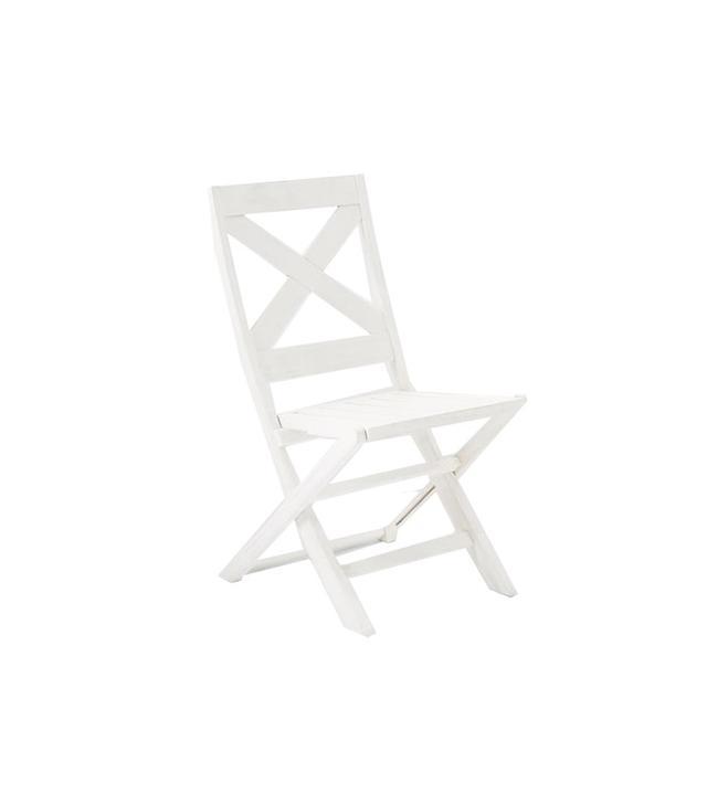 West Elm Jardine Folding Chair