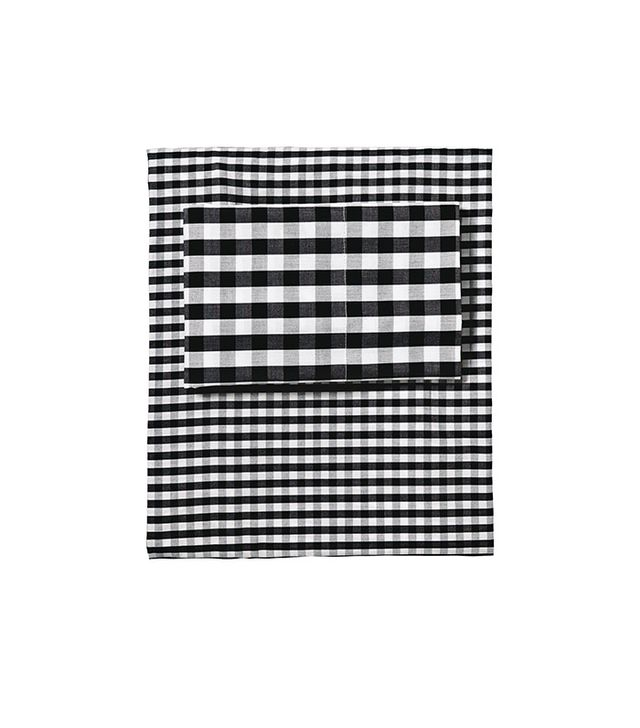 Serena & Lily Gingham Sheet Set