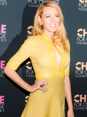 Wardrobe Swap! See Who Blake Lively Lets Borrow Her Clothes