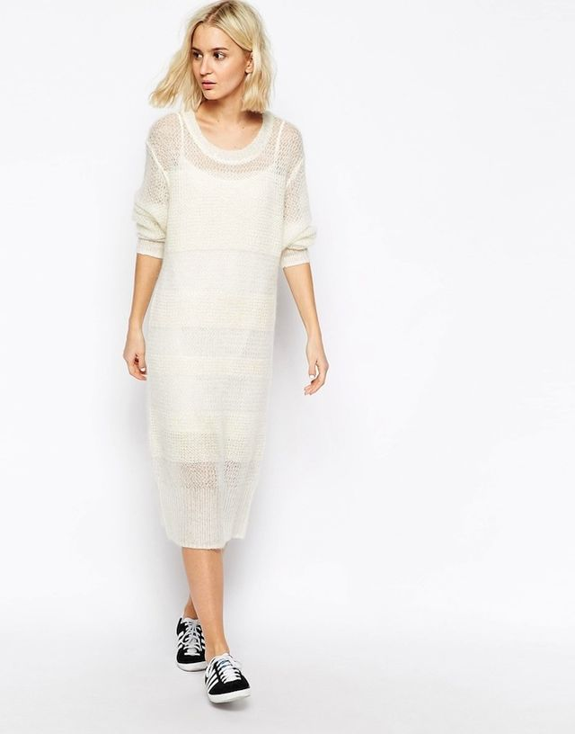 Weekday Fine Knitted Dress