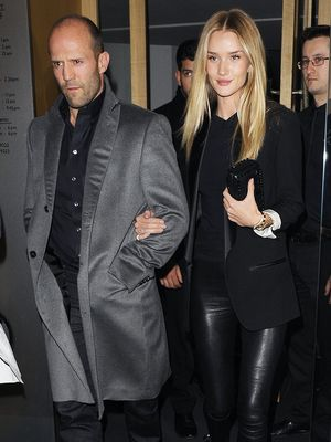 Rosie Huntington-Whiteley's 3 Foolproof Date Night Looks
