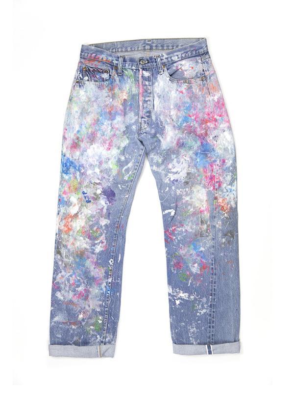 Rialto Jeans Project Boyfriend Jeans