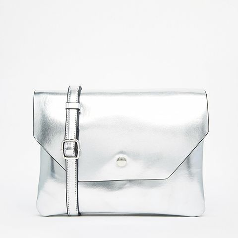 Hollie Triple Compartment Cross Body Bag