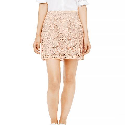 Pandara Lace Skirt