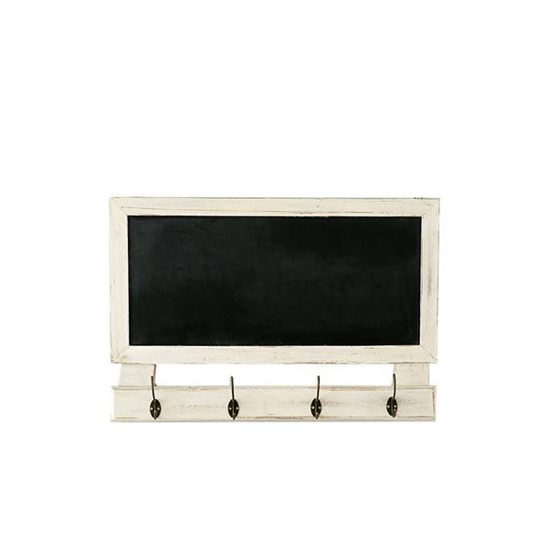 Urban Outfitters Chalkboard Message Shelf