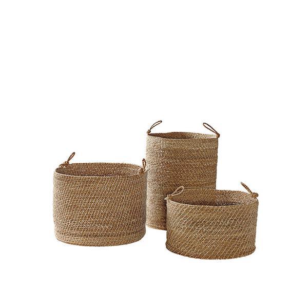 Serena & Lily Laguna Seagrass Baskets