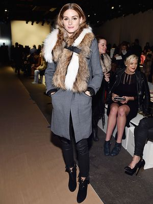 The Stylish Fall Trend Olivia Palermo Is Already Wearing