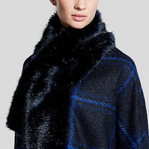 Tesha Faux Fur Scarf