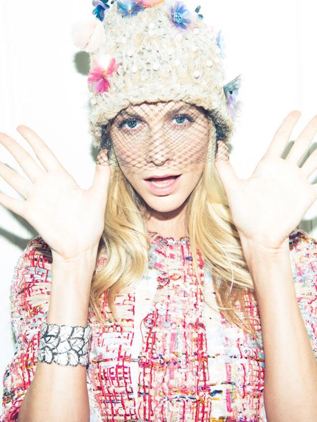 Poppy Delevingne Reveals Her Fashion Week Essentials