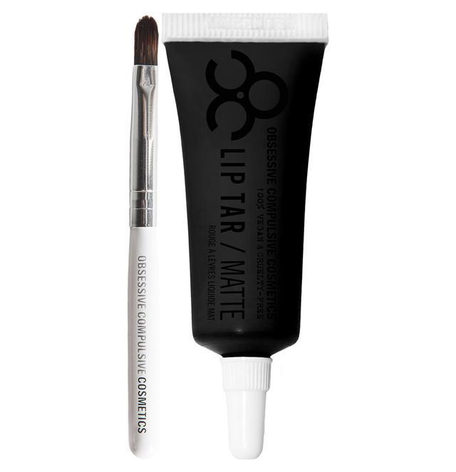 Obsessive Compulsive Cosmetics Lip Tar/Matte in Tarred