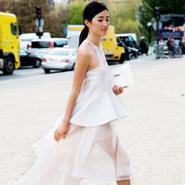 Beyond The Ball Gown: White Dresses You'll Wear Long After The Wedding