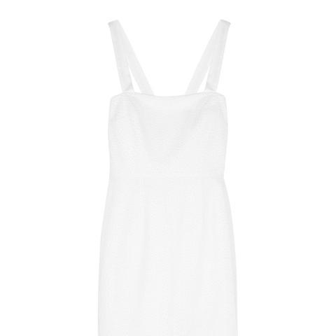 Addison Macramé Lace Dress