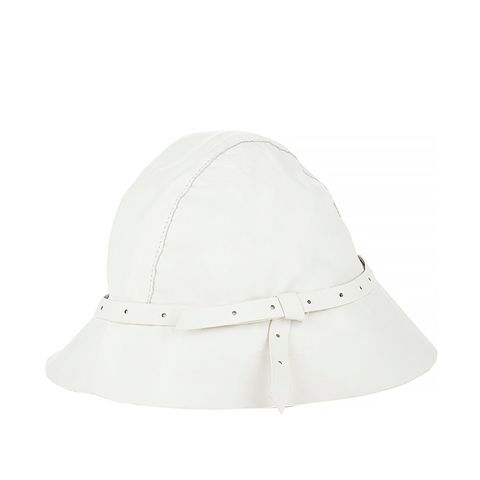 Sun White Hat