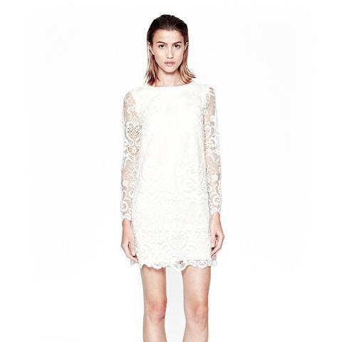 Nebraska Lace Dress