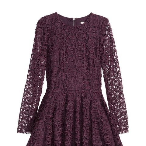 Circle Dress in Lace
