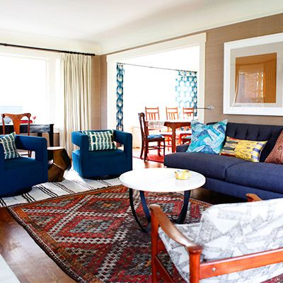 Home Tour: A Fun and Funky Seattle Abode