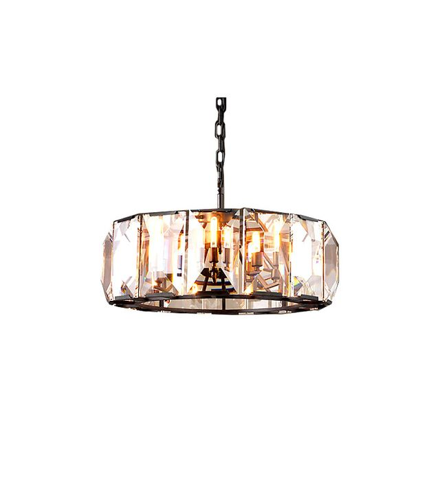 Restoration Hardware Harlow Crystal Chandelier 31""