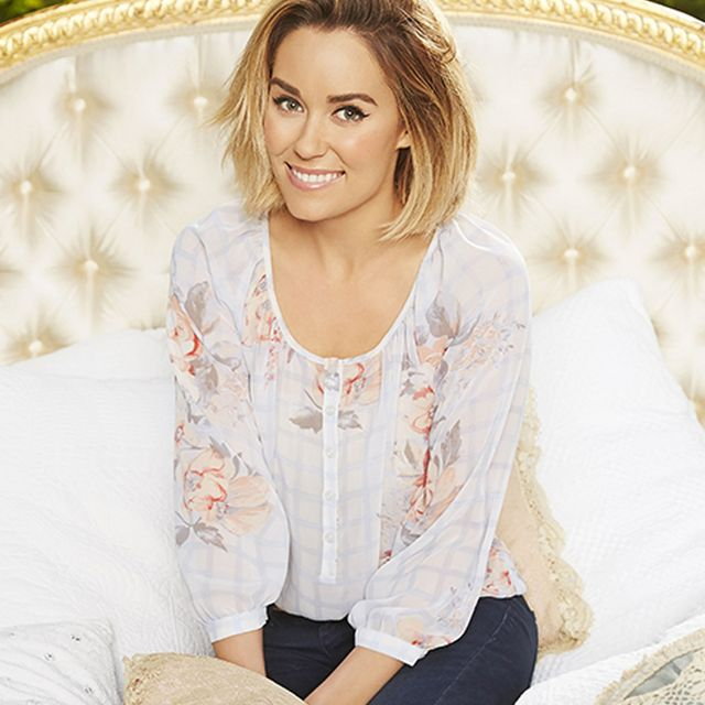 How Lauren Conrad Creates the Illusion of More Space in Her Closet