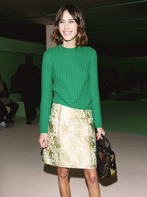 Alexa Chung, Chiara Ferragni & More: What They Wore to Fashion Week