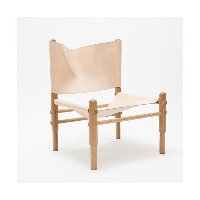 Workstead White Oak Sling Chair