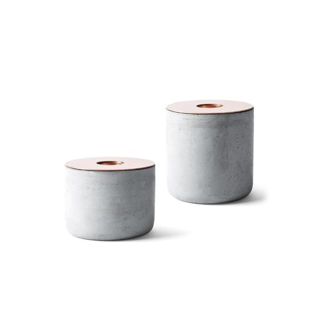 Max & Moritz Chunk Candleholder